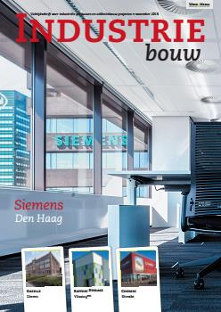 cover Industriebouw, editie 20, november 2015