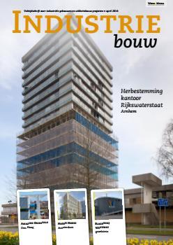 cover Industriebouw, editie 24, april 2016