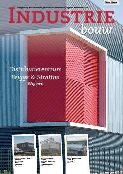 cover Industriebouw, editie 29, november 2016