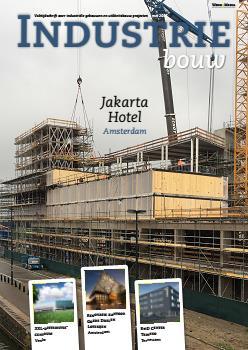 cover Industriebouw, editie 32, mei 2017