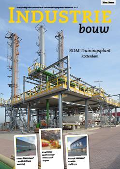 cover Industriebouw, editie 36, november 2017