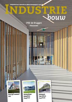 cover Industriebouw, editie 41, april 2018