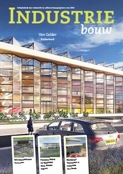 cover Industriebouw, editie 42, mei 2018