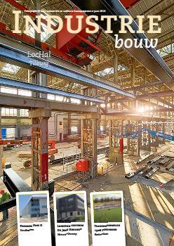 cover Industriebouw, editie 43, juni 2018