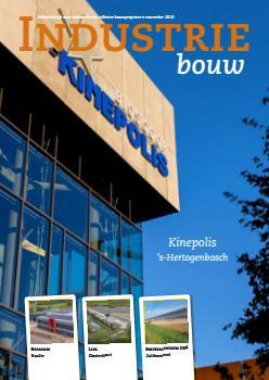 cover Industriebouw, editie 46, november 2018